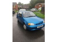 Suzuki swift 1.0 GLS MOT failure , collect today £100