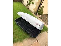 Karrite car roof box, extreme model
