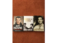 BIOGRAPHIES-THE SECOND HALF-A MEMOIR-AS IT WAS THE MEMOIRS