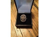 Vintage / Antique diamond and gold ring for sale