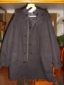 """Brand New French Connection Men's Coat """"LESS THAN HALF PRICE AT £120"""""""