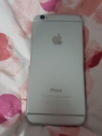 Apple iPhone 6 white unlocked 16gb