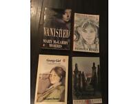 4 books - penguin books