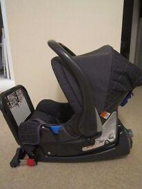 Britax Car Seat-Isofix.