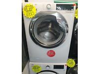 White hoover 10kg ld 1600 spin washing machine