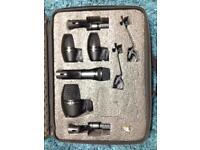 Shure PGA Drum Kit 6 Microphone Kit