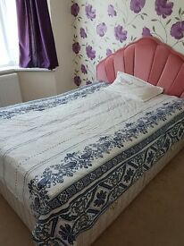 Double room to rent at nice , friendly home