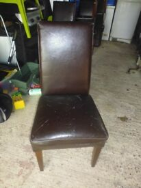 FREE TO COLLECTOR Dining Chairs