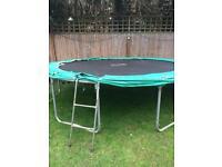 12 ft TP trampoline