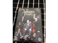 DVD the Addams family original movie