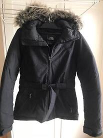 Ladies Northface hooded jacket