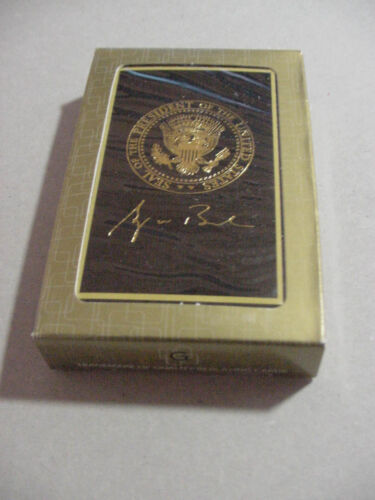 Presidential George W. Bush deck of cards -  new