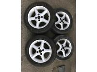 Mazda MX5 Alloys