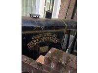 Baked Potato Churchill Victorian Machine