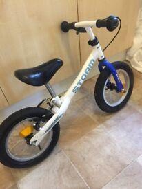 Kids storm training bike