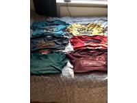 Superdry t-shirts £5