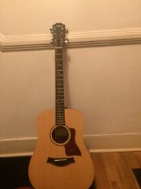 Taylor BigBaby electro acoustic guitar with case for sale, £300 or nearest offer