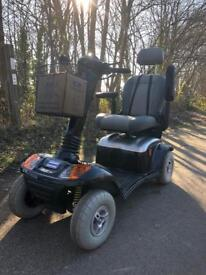STRIDER MAXI XL8 AS NEW LARGE HEAVY DUTY MOBILITY SCOOTER