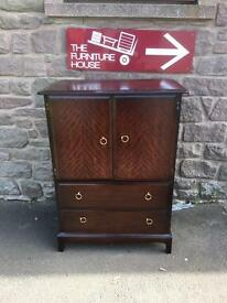 Stag Minstrel Tallboy * free furniture delivery*