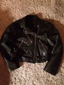 Ladies Motorcycle Leathers and Gloves - Various items in very good condition.