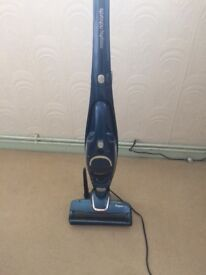 Morph Richards rechargeable hand held & upright vacuum cleaner