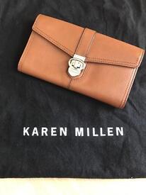 Karen Millen Leather Purse