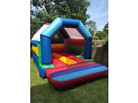 Bouncy castle hire. Party hire