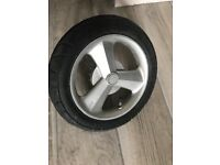 Wheel for pushchair Mamas and Papas good condition