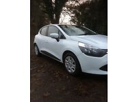 2013 Renault Clio 1.2 Petrol **** Christmas Special price *** Snow White colour