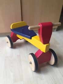 Pintoy Wooden trike
