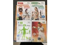 Wii Fitness Games