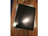 Apple iPad 1st Generation 32GB, Wi-Fi, 9.7in - Black Silver Excellent Condition