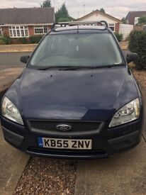 2006 Ford Focus , 1.6 , diesel , blue