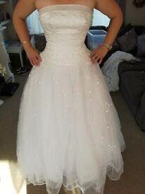 ***REDUCED*** Trudy Lee Princess style wedding dress