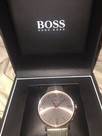 Hugo Boss Female Watch