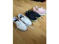 Vans - lot of 3 pairs - UK 8 EUR 42