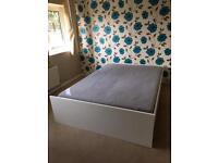 IKEA double bed