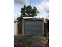 Lock up Garage For Rent £120 p/m