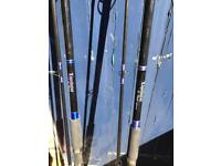 Fishing rod bundle