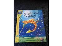 NEW Giraffes can't dance book n cd