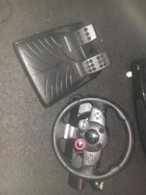 Gt steering wheel