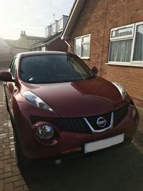 Nissan Juke 1.5 DCI Acenta premium edition, Top spec, low mileage!!