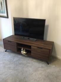 TV Cabinet and Shelf - REDUCED