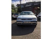 Volkswagen Golf mk4 2003 1.6