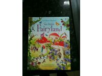 Usborne See Inside Fairyland