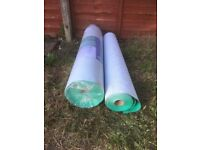 Roofshield felt. Approx 75m 1 whole roll 1 half.
