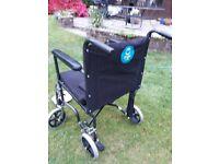 transit alloy wheelchair,