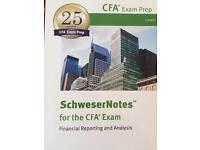 CFA level 1 Schweser Notes 2016 edition