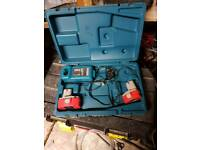 Makita battery and charger