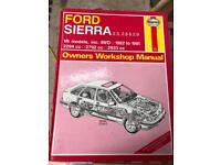 Haynes Sierra Manual